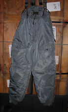 GENUINE USAF EARLY VIETNAM TROUSERS AIRCREW HEAVY TYPE F-1B VGC !!! SIZE 32