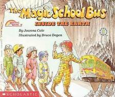 The Magic School Bus inside the Earth by Joanna Cole (Paperback)