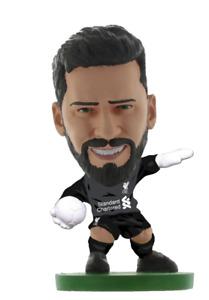 Alisson Liverpool FC SoccerStarz Mini Soccer Figure 2 Inches Officially Licensed