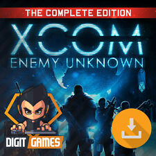 XCOM Enemy Unknown Complete Pack - Steam Key / PC & Mac Game [NO CD/DVD]