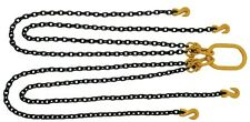 Chain Sling 13mm X 6mtr with 4 legs