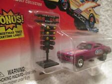 TOM DANIEL'S JOHNNY LIGHTNING FEARLESS FUNNY CAR FIEND CHARGER W/ START LIGHTS