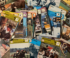 Sportcaster Rencontre Sports Cards - Mixed Lot Of 10 Cards (Lot 2 of 4) !!