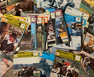 Sportcaster Rencontre Sports Cards - Mixed Lot Of 25 Cards (Lot 1 of 4) !!