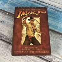 The Adventures of Indiana Jones : The Complete DVD Movie Collection : Widescreen
