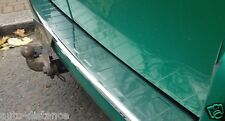 VW Transporter T4  Rear Bumper Protector (Rolled Edge) S.Steel