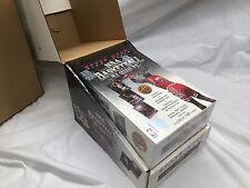Full Factory Sealed case NBA 1992-93 Upper Deck High Series 6 / 2 box Displays