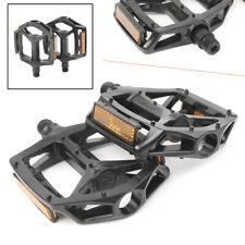 "Wellgo Aluminum Alloy Platform Pedal Set 9/16"" Mountain Bike Bicycle Pedals"