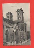 Postal- Verdun Bombardearon - la Catedral (J7853)