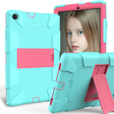 """For Samsung Galaxy Tab A 8"""" 10.1"""" 2019 T510 Heavy Duty Rubber Stand Case Cover"""