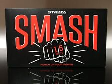Strata Smash Golf Balls Pure Power And Great Feel Long Core Punch 15 Ball Pack