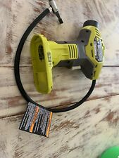 Ryobi P737 18-Volt ONE+ Portable Cordless Power Inflator - Free Shipping