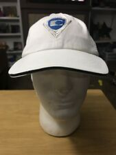 Chubb Collector Car Insurance Hot Rod White Baseball Cap Hat.