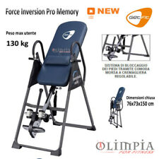 GetFit - FORCE INVERSION PRO MEMORY - Panca Inversione Antigravitazionale 130KG