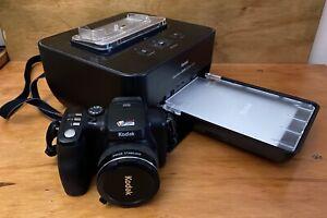 Kodak EasyShare z812 IS & G610 Printer Dock