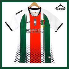 More details for palestino football shirt capelli sport xxl 2xl home centenary soccer jersey d62