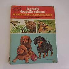 Les petits des petits animaux RINALDO D. D'AMI PAUL-HENRY PLANTAIN HACHETTE 1977