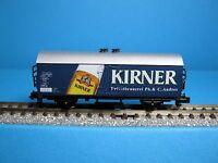 Sowa 1510 K DB Kühlwagen, Bierwagen KIRNER ,Neu,OVP,M1:160