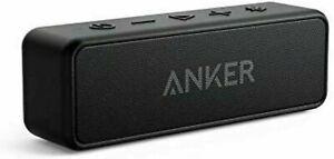 Anker SoundCore 2 Bluetooth Lautsprecher - Schwarz