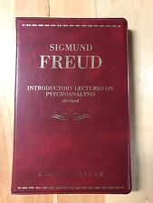 Sigmund Freud Introductory Lectures On Psychoanalysis Audio Scholar Cassettes