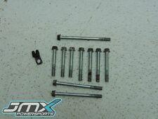 2004 Honda CR125 Engine Bolt Set, Motor Bolts, Engine, Motor, J021