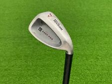 USED Wilson Golf DEEP RED PITCHING WEDGE Right Handed Graphite FatShaft STIFF PW