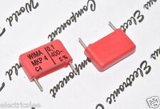 5 pack-free p/&p Sécurité des condensateurs-mkp 0.1uf 104K 100nf 275V 10mm pitch