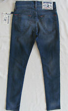 True Religion Tapered No Flaps Stretch Jeans- True Hllio -Size 27- NWT- $317