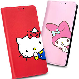 Genuine Hello Kitty Friends Head Out Flip Case iPhone 7/8/SE2 iPhone 7/8 Plus
