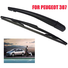 NEW Rear Wiper Arm & Blade FOR Peugeot 307 Hatchbacks SW ESTATE 2001-08