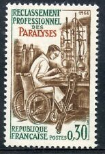 STAMP / TIMBRE FRANCE NEUF LUXE °° N° 1405 ** PARALYSES