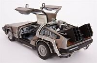 1:18 SUN STAR AUTO DE LOREAN RITORNO AL FUTURO I BACK TO THE FUTURE I  ART  2711