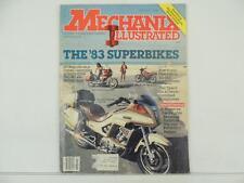 Vintage July 1983 MECHANIX ILLUSTRATED Magazine Harley Honda Yamaha L5115