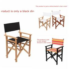Directors Chairs Cover Replacement Canvas Seat Covers Casual Set Outdoor Garden