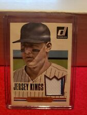2015 Donruss Anthony Rizzo Jersey Kings Jersey Relic #4 Chicago Cubs