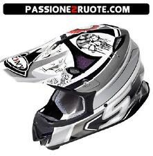 Motorcycle Helmet cross Enduro Motard Off-Road Trial Suomy Mr Jump Lazy Boy Grey
