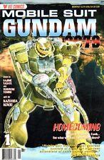 MOBILE SUITE GUNDAM 0079 n.1 Part 2 Viz Comics Originale Americano U.S.A.