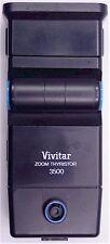 Vivitar 2500 3500 Flash Pentax K1000 P3 P30 Minolta X370 X700 Olympus OM10 OMG