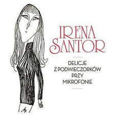 Irena Santor - Delicje z Podwieczorkow przy mikrofonie  (CD 3 disc) NEW