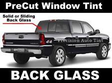 Chevy Silverado 2007-2013 PreCut Window Rear Windshield Tint