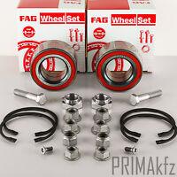 2 FAG 713800810 Radlagersatz vorne Vorderachse Seat Cordoba Ibiza VW Golf Jetta