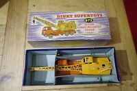 Dinky 20 Ton Lorry Mounted Coles Crane 972 Boxed