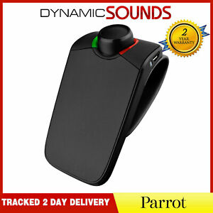 Parrot Minikit Neo 2 HD Bluetooth Cellulare Vivavoce Portatile Kit Auto -nero