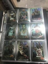 1994-95 Topps Finest Series 1-2 Complete Set (1-331) Michael Jordan