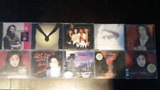 10 DIFFERENT EU CD Singles, Michael Jackson, Why, Scream, Earth Song