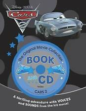 Disney Cars 2 Storybook with CD (Disney Book & CD), , New Book