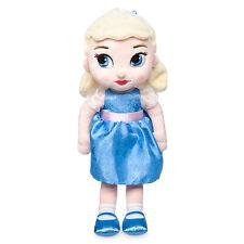 "Disney Store Animators 13"" Princess Cinderella Plush Toddler Toy Doll"