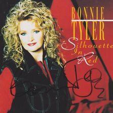 BONNIE TYLER CD Album Booklet original signiert IN PERSON Autogramm signed