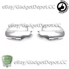 For 2007-2009 2010 2011 2012 2013 Chevrolet Silverado 1500 Chrome Mirror Covers