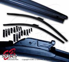 "Set of 2 P&H PTB I&L Arm Bracketless Wiper Blades 17"" Driver, 19"" Passenger Side"